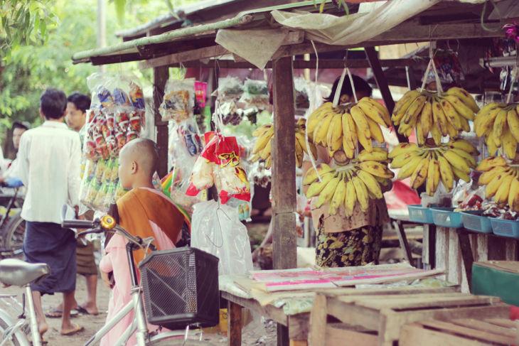 ミャンマーの日常風景3