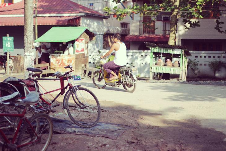 ミャンマーの日常風景2