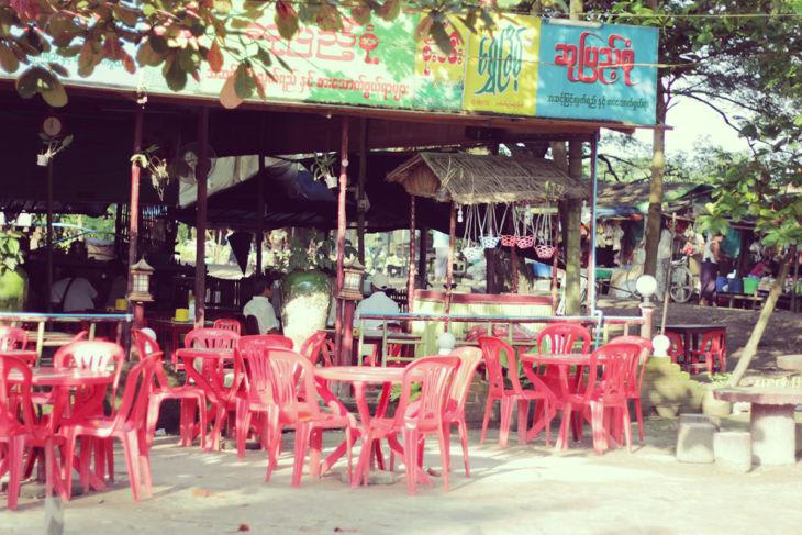 ミャンマーの日常風景6