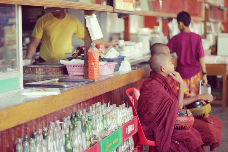 ミャンマーの日常風景8