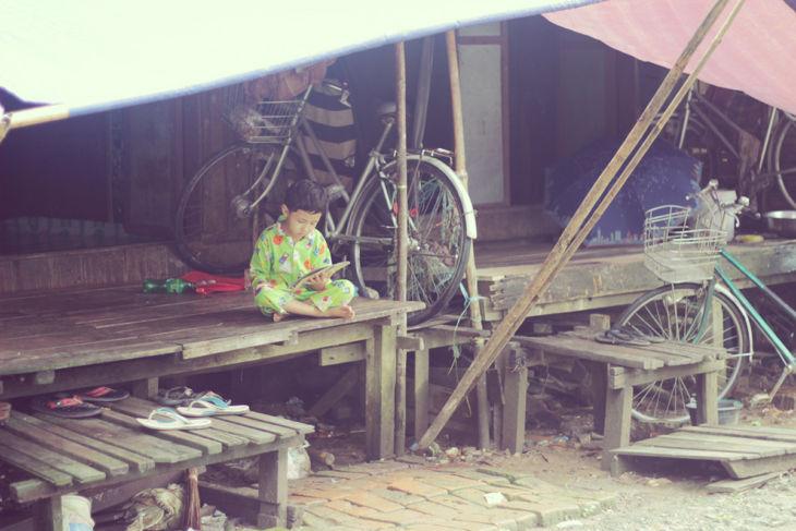 ミャンマーの日常風景13